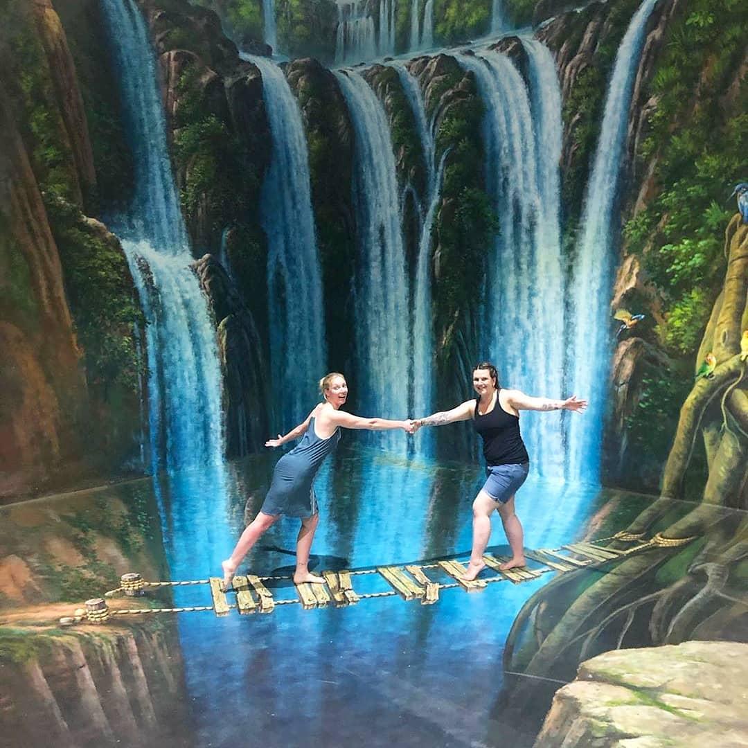 Bảo tàng 3D Art in Paradise Danang