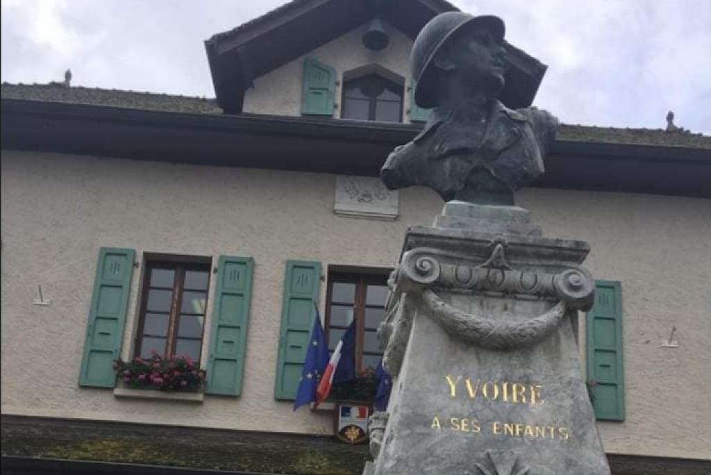 Yvoir ngôi làng cổ đáng yêu