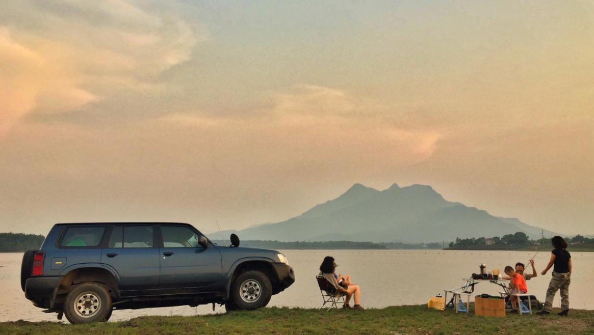 Hồ Suối Hai – Ôm trọn đất trời Ba Vì.