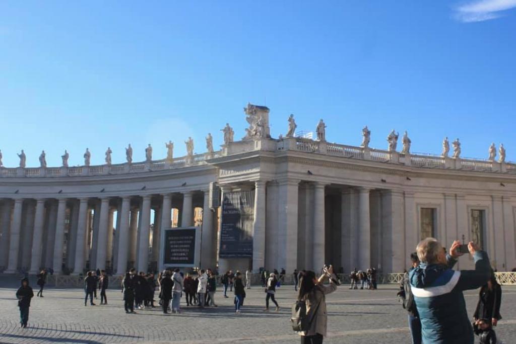 Tour du lịch đến rome – thiên thần hay ác quỷ