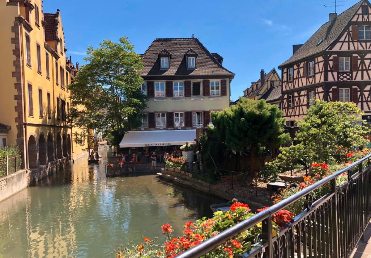 """Colmar- """"Ngôi làng cổ tích của nước Pháp"""""""