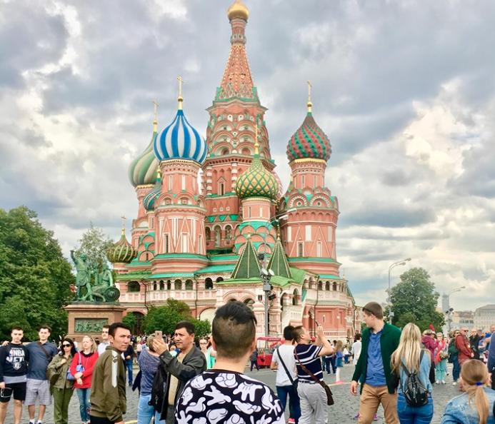 Review du lịch nước Nga- Xứ Sở Bạch Dương trong 2 tuần