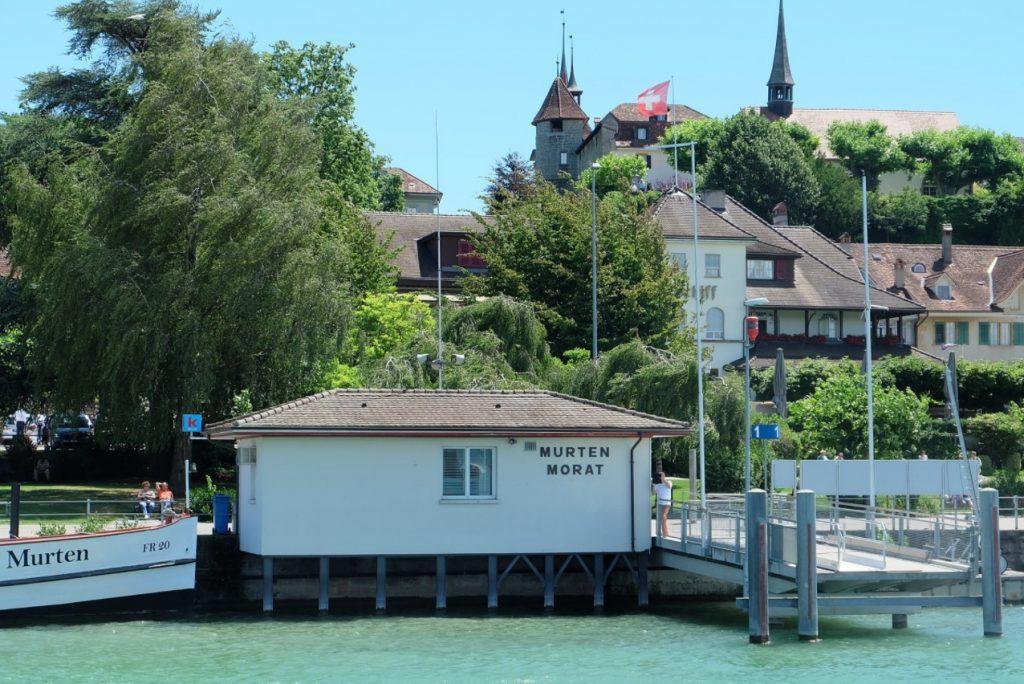Phố cổ Murten – Thụy Sĩ