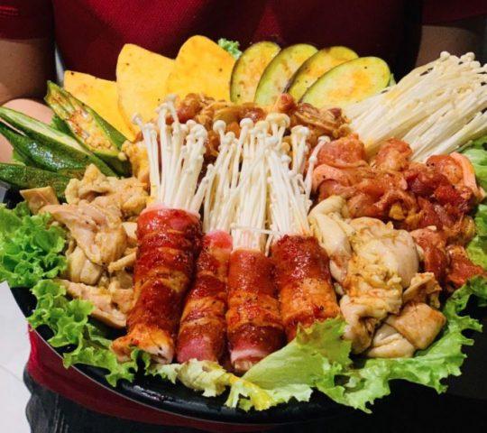 Oh Ngon Food & Drink Thái Nguyên