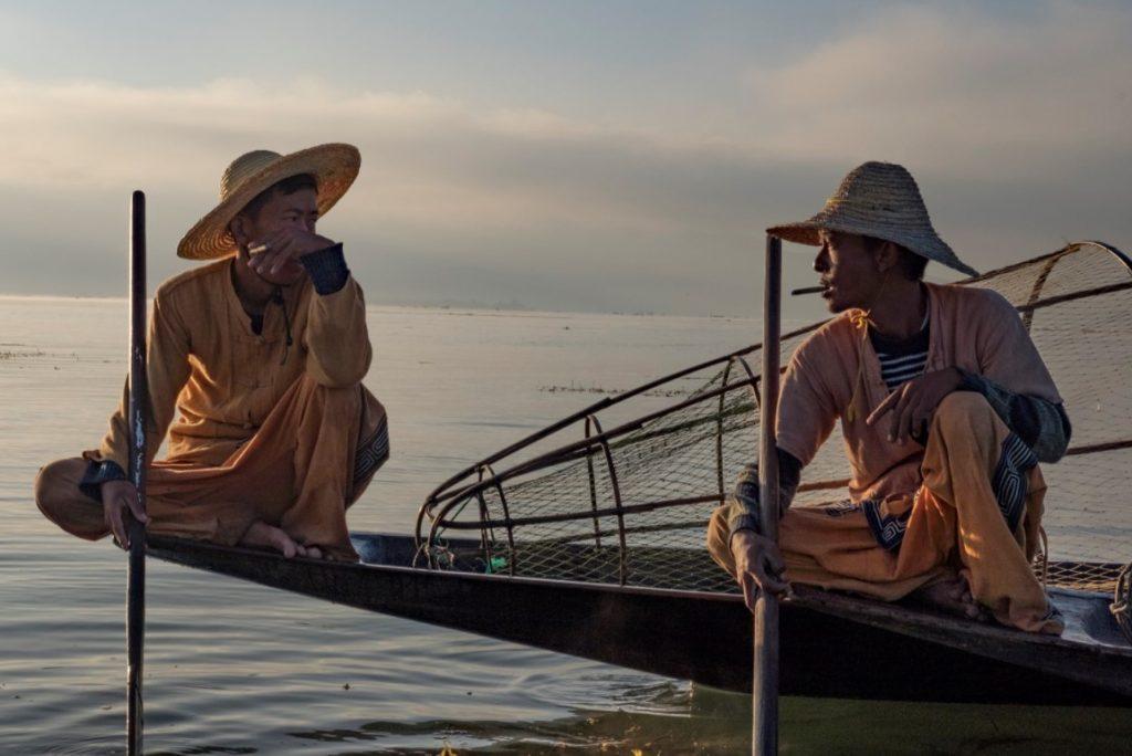 Du Lịch Hồ Hồ Inle – Myanmar
