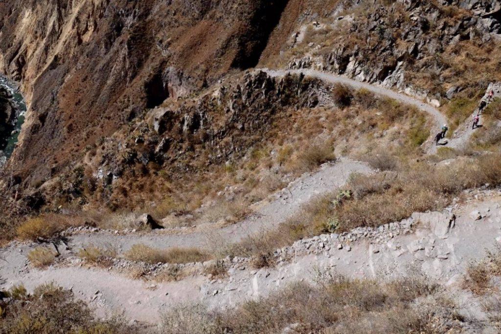 KINH NGHIỆM ĐI COLCA CANYON (PERU)
