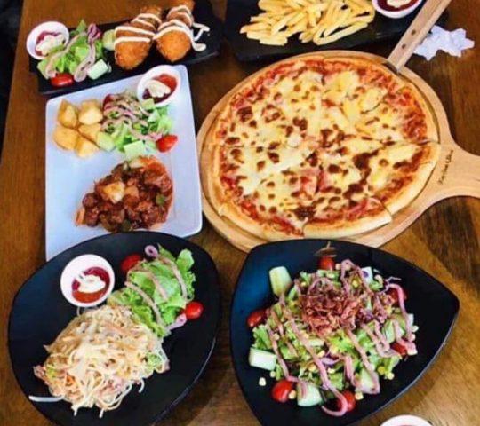 King Steak & Pizza Thái Nguyên