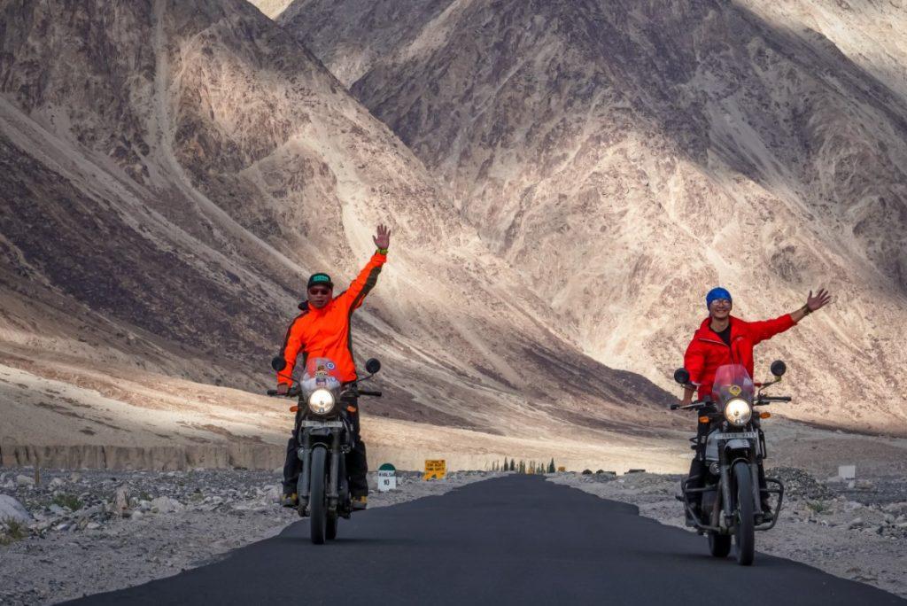 Lịch trình cung chạy xe máy Western Ladakh (bờ Tây Ladakh)