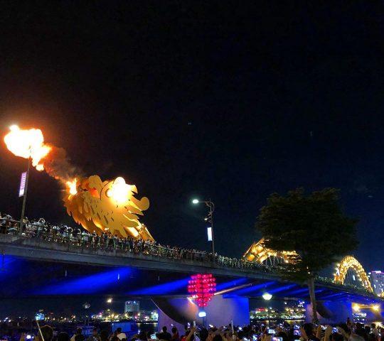 Dragon Bridge, Cầu Rồng Đà Nẵng