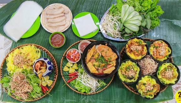 Mỳ Quảng Ếch – Bếp Trang Đà Nẵng