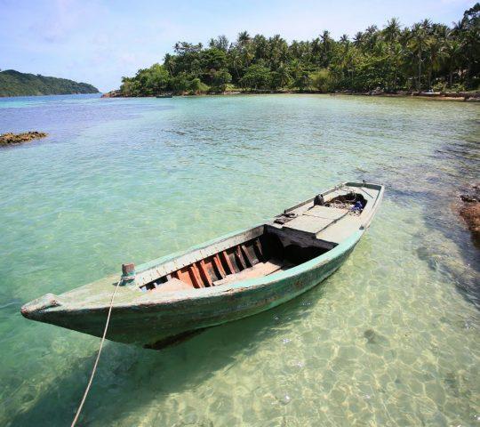 Đảo Nam Du, Việt Nam