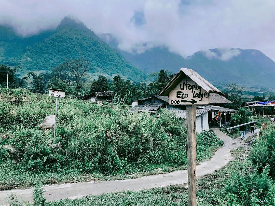 Utopia Eco Lodge, Hầu Thào, Sa Pa, Lào Cai, Việt Nam