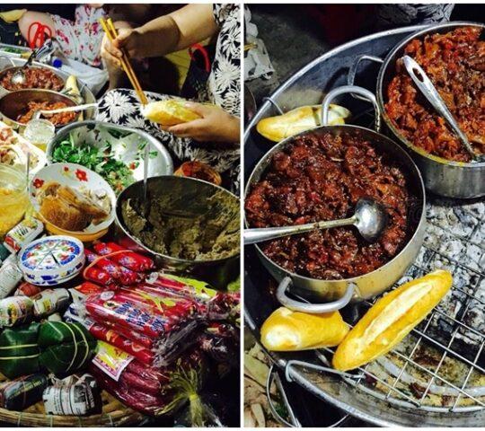 Bánh Mì – Cầu Trường Tiền, Phú Hội, Thành Phố Huế, Thừa Thiên Huế, Việt Nam