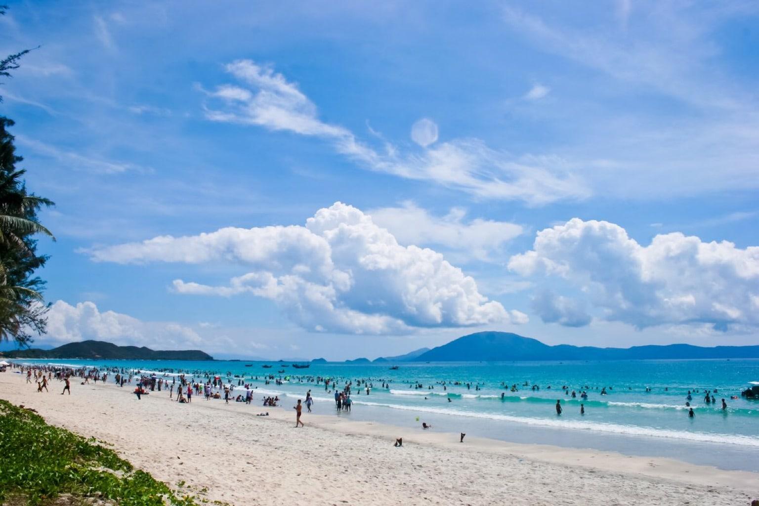 Bãi Dài Nha Trang, Việt Nam
