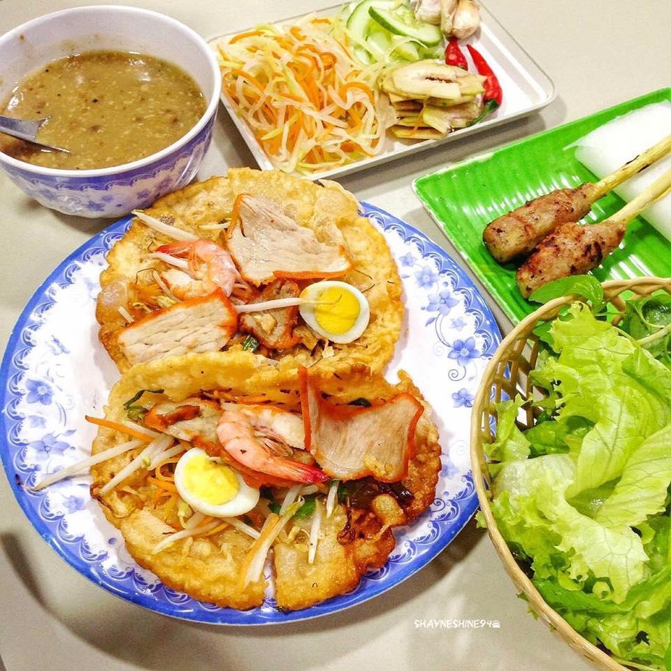 Bánh Khoái Hồng Mai, 110 Đinh Tiên Hoàng