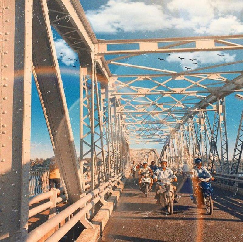 Cầu Trường Tiền