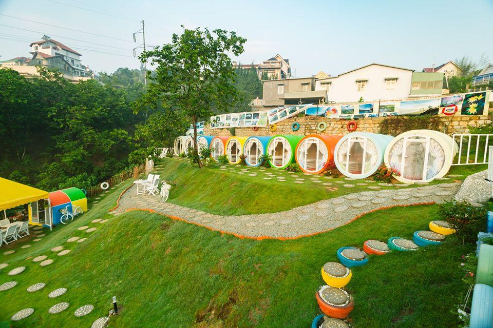 DaLat Otel – Khách Sạn Ống Cống, Hẻm 75 Hùng Vương