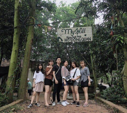 Khu Sinh Thái My Hill Đồng Quan, Quang Tiến, Sóc Sơn, Hà Nội, Việt Nam
