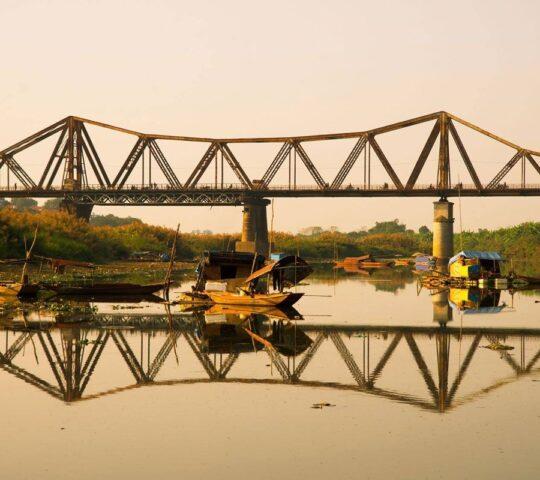 Cầu Long Biên, Hà Nội