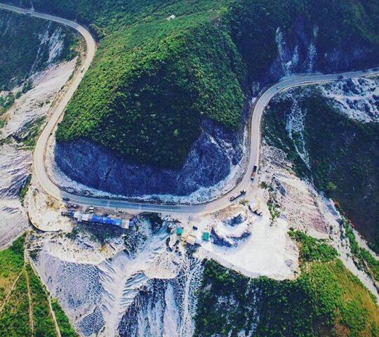 Đèo Lũng Luông, Việt Nam