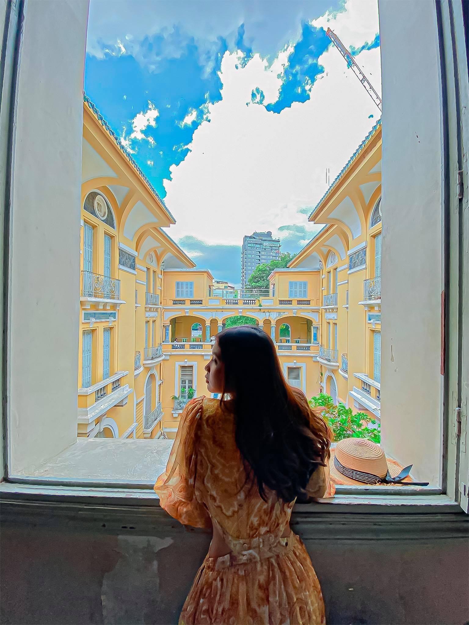Check in bảo tàng Mỹ thuật đẹp như trời Âu ngay tại Sài Gòn.