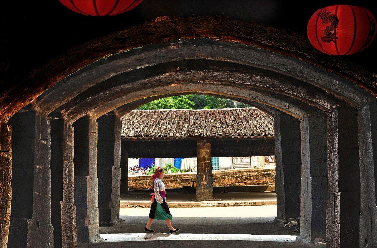 Phố cổ Đồng Văn