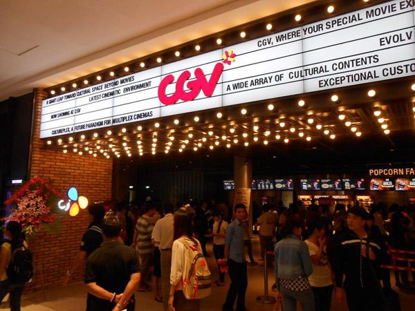 Rạp CGV Aeon Canary Bình Dương