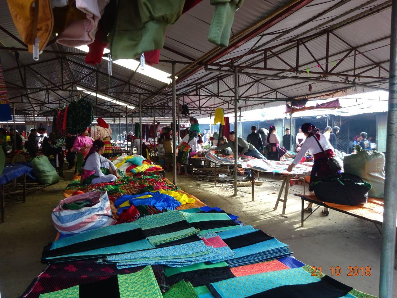 Chợ Phố cổ Đồng Văn, Việt Nam