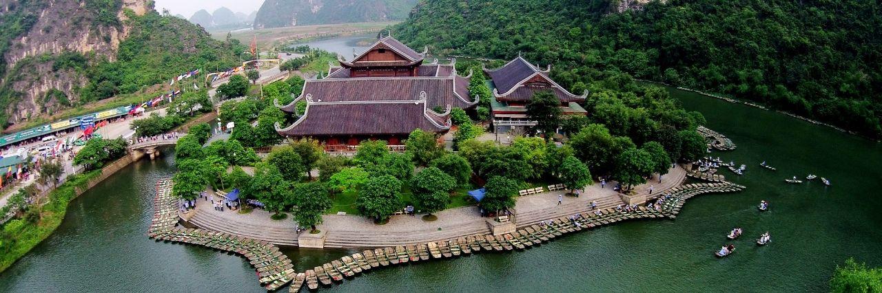 Chùa Bích Động, Ninh Hải, Hoa Lư, Ninh Bình, Việt Nam