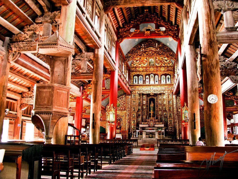 Nhà thờ Phát Diệm – Tòa Giám Mục