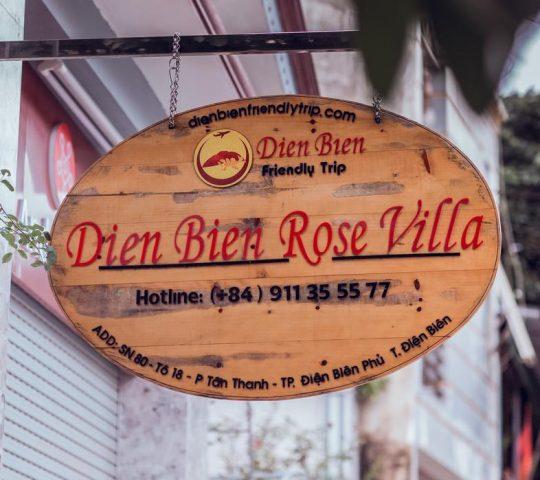 Dien Bien Rose Villa, 80, tổ 18,, Tp.