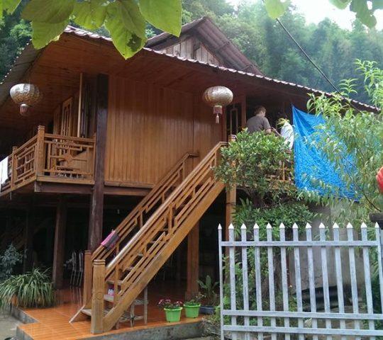 Homestay Sanh Nhơn, Bản Thái – Thị trấn Mù Cang Chải
