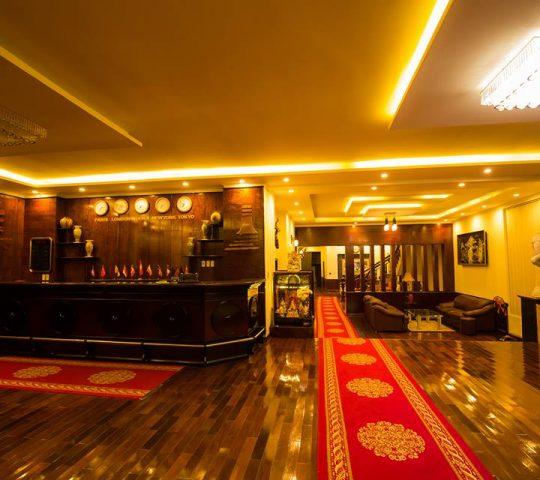 Khách sạn New Sunrise Đăk Nông, Đường Điện Biên Phủ