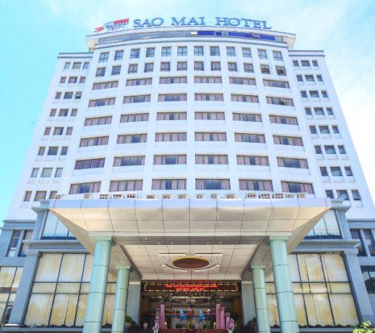 Khách sạn Sao Mai Thanh Hóa, 20 Phan Chu Trinh, phường Điện Biên