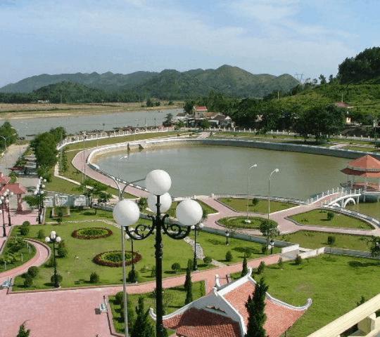 Khu di tích Trần Phú