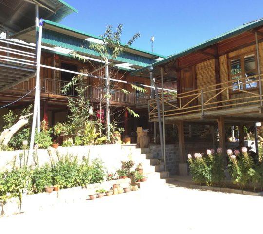Nhà nghỉ Dò Gừ, La Pán Tẩn, Mù Cang Chải, Yên Bái, Việt Nam